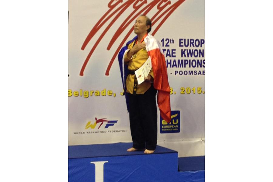 Résultats du championnat d'Europe Technique