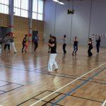 Stage expert Body Teakwondo avec Ludivine Decoq